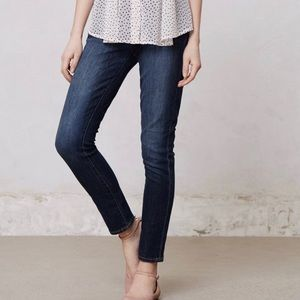 New Anthro-Paige skinny jeans